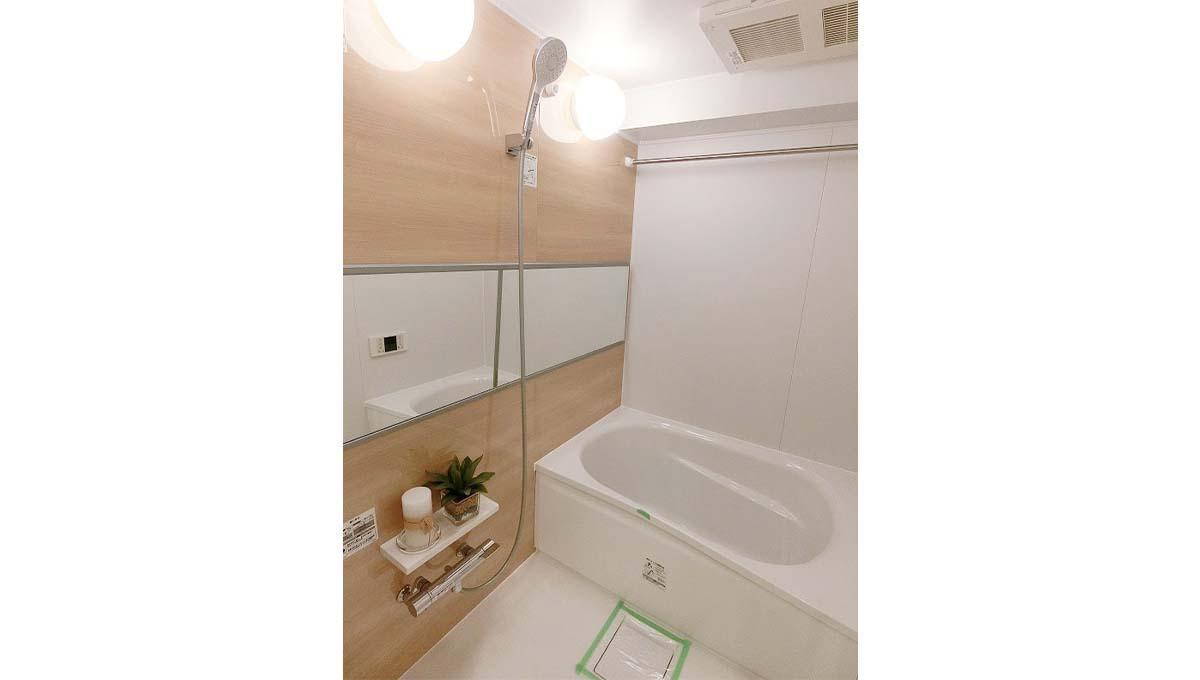 緑が丘マンション( ミドリガオカ )のバスルーム