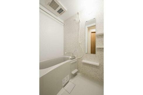ミモザのバスルーム