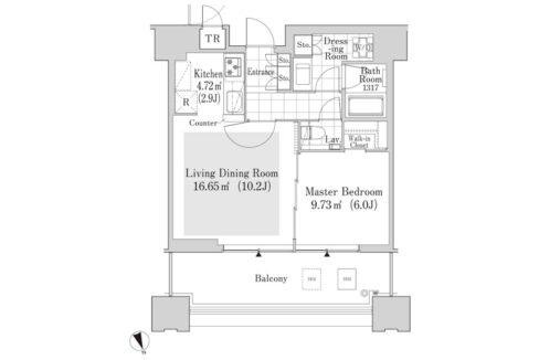 osaki-garden-residence-floor-plan-1412