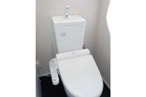 パッサージョ 等々力( トドロキ )のウォシュレット付トイレ