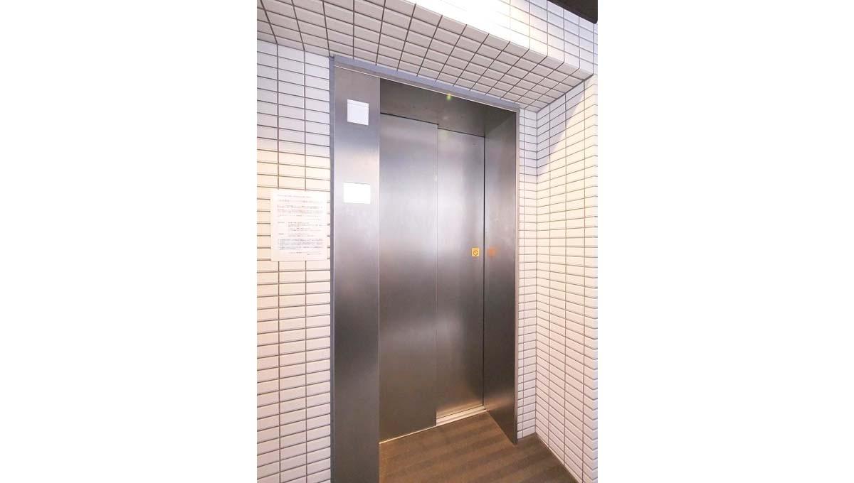 プレミアムキューブ 大井町 #mo( オオイマチ )のエレベーター