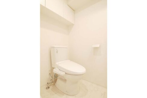 プレミアムキューブ 大井町 #mo( オオイマチ )のウォシュレット付トイレ