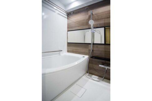 プリオール 西大井( ニシオオイ )のバスルーム