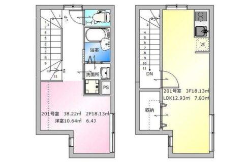 reberty-megurominami-floor-plan