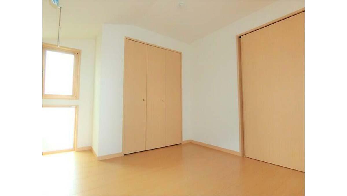 セゾン桜坂 ( サクラザカ )のベッドルーム