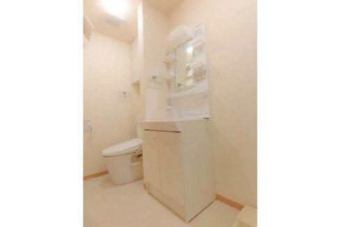 セゾン桜坂 ( サクラザカ )の独立洗面化粧台