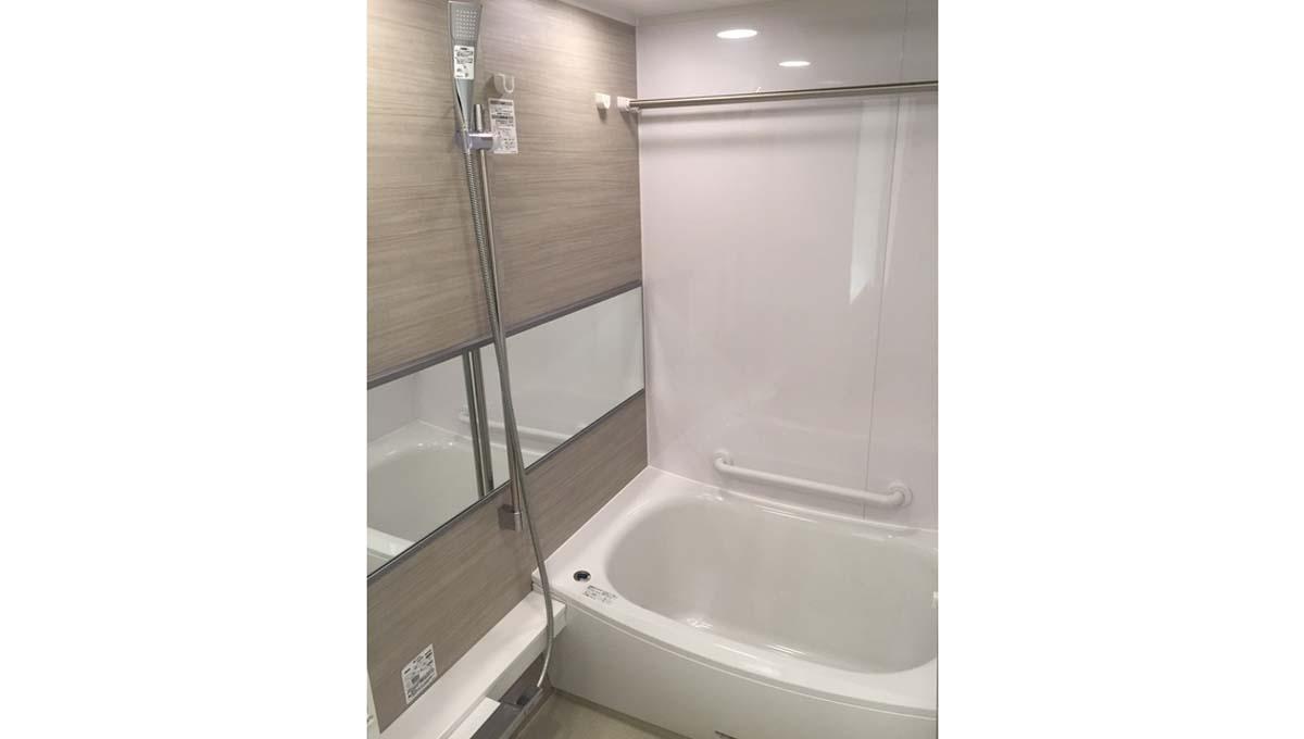 ソアラノーム大岡山(オオカヤマ)のバスルーム