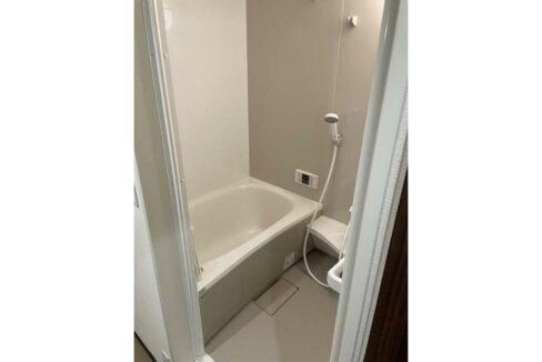 ソウ デ コトブキのバスルーム
