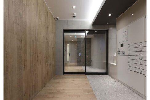 SYFOROME TOGOSHO-KOEN ( シーフォルムトゴシコウエン )のエントランスホール