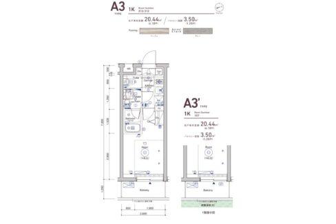 syforme-togoshi-koen2-floor-plan-312