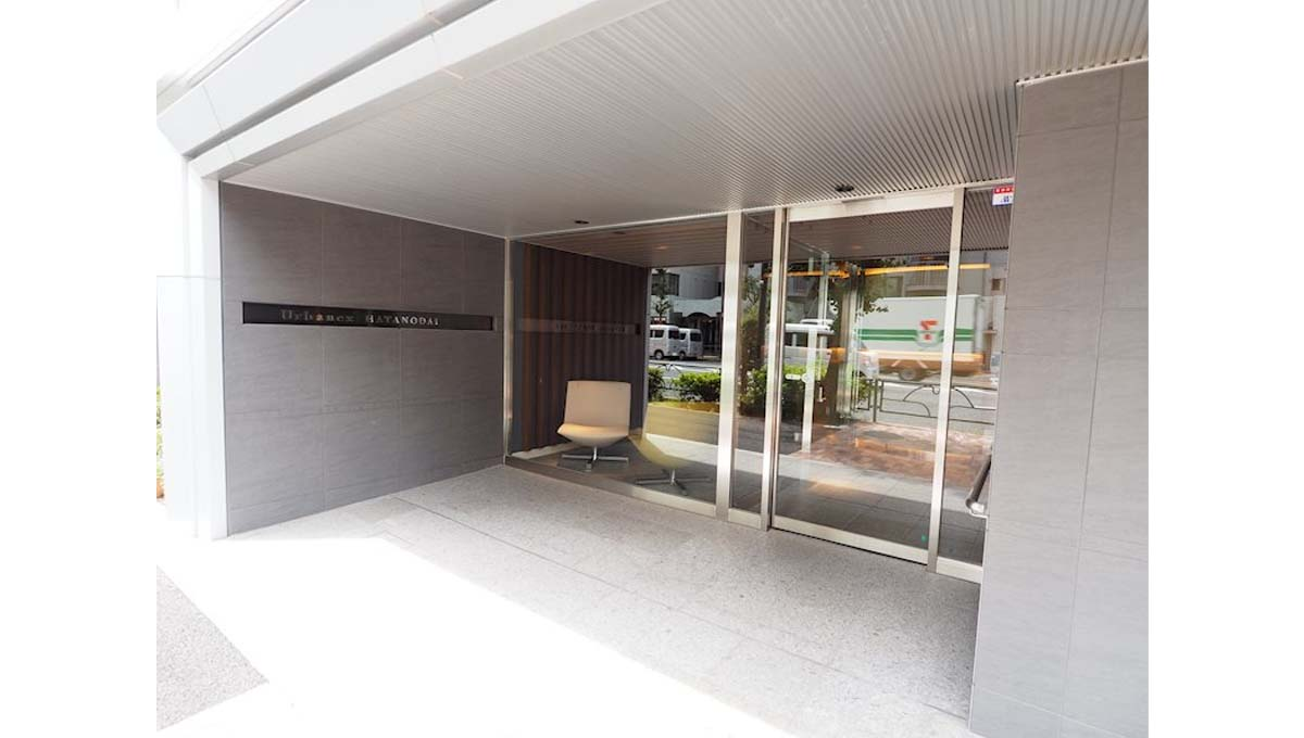 urbanex-hatanodai-entrance