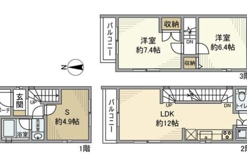 yutakamachi-house-floor-plan