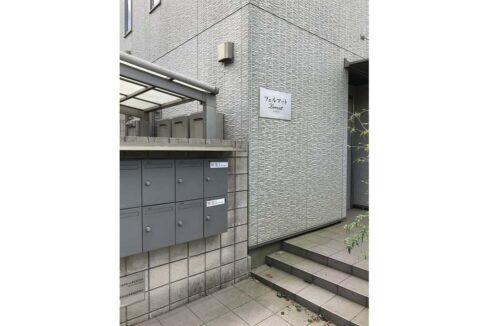 ツェルマットのメールボックス